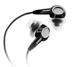 Bose Triport In-Ear Headphones